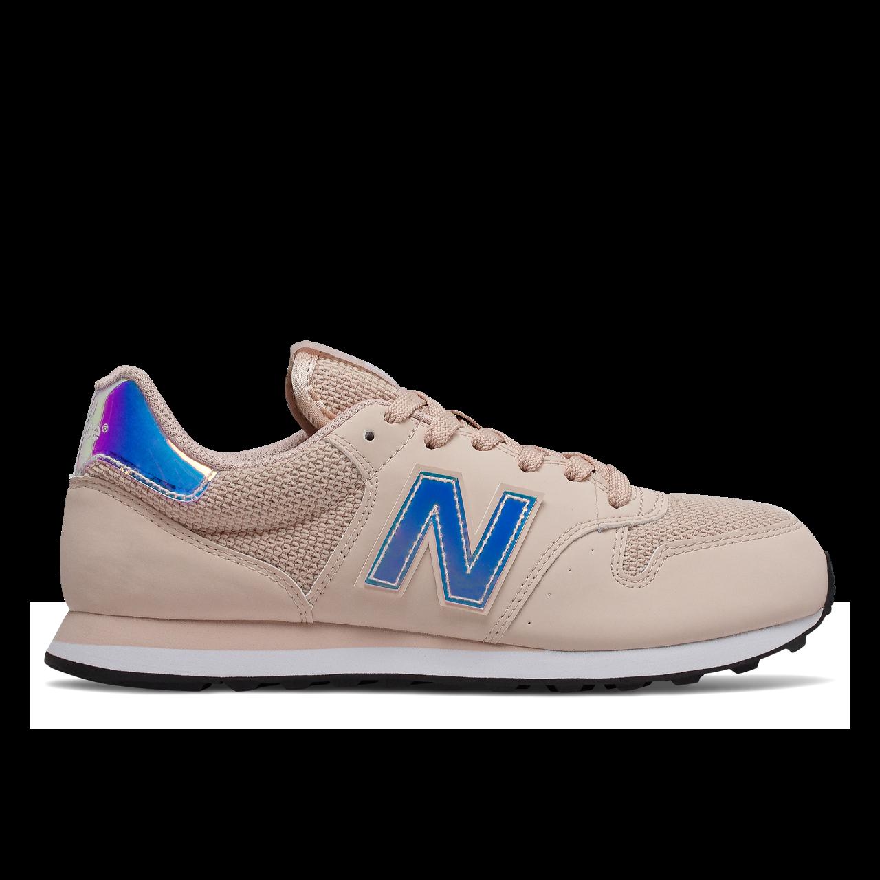 new balance 500 donna nero