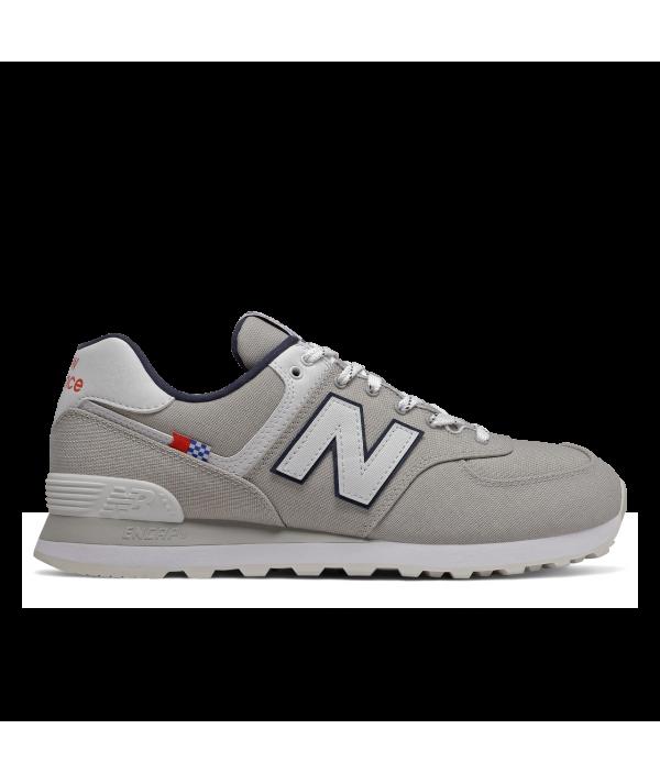 New Balance 574 SOO Grey Men's Sneaker