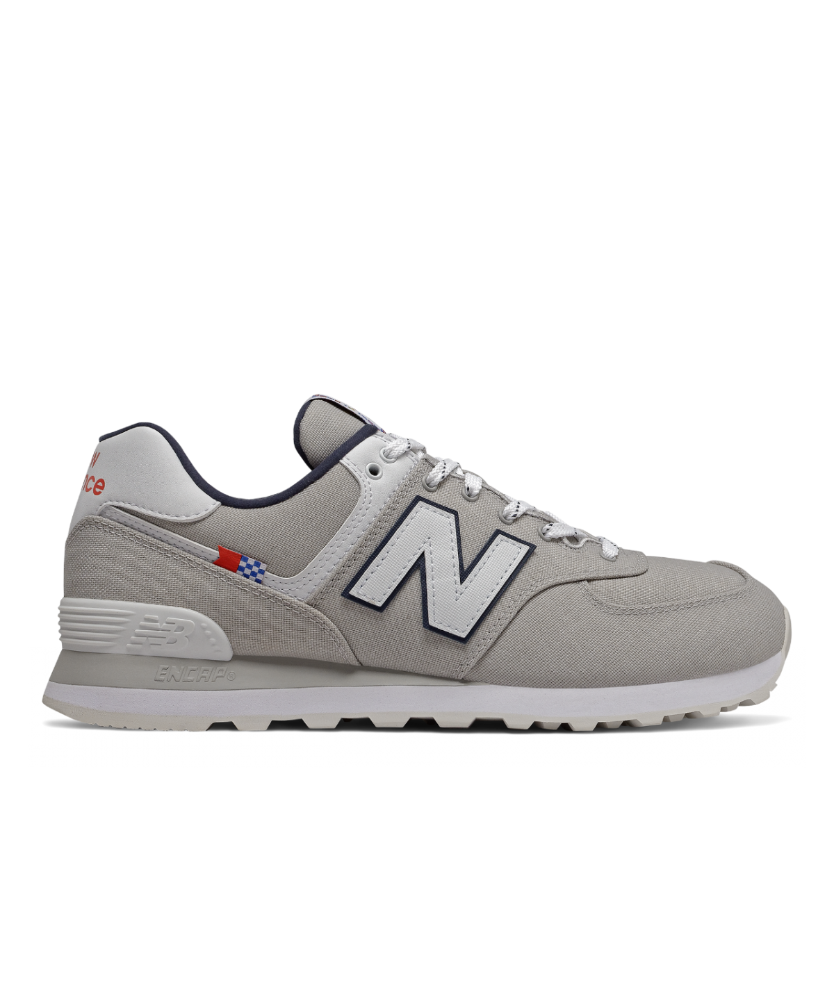 New Balance 574 SOO Grey Men's Sneaker