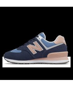 New Balance 574 WND Sneaker women blue pink